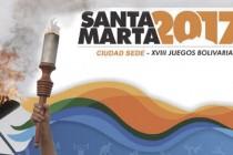 Santa Marta realizará con éxito los Juegos Bolivarianos