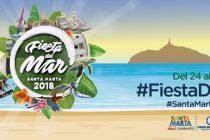 Santa Marta celebra la edición 58 de la Fiesta del Mar