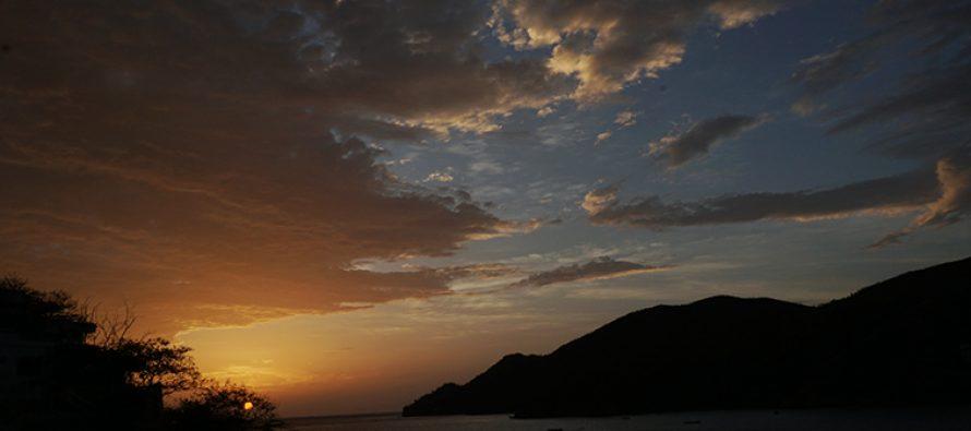 La constelación del pescador, Taganga