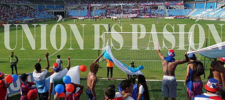 """El Unión Magdalena pone a soñar a todos con la """"A"""""""