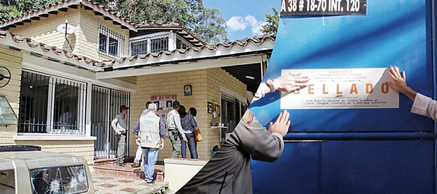 Nota de CAYEYE provoca cierre de la casa museo en honor a Pablo Escobar